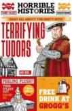 Terry Deary   Terrifying Tudors   9780702307300   Daunt Books
