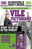 Terry Deary | Vile Victorians | 9780702307331 | Daunt Books
