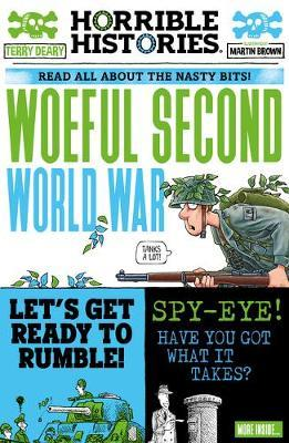The Woeful 2nd World War – Horrible Histories