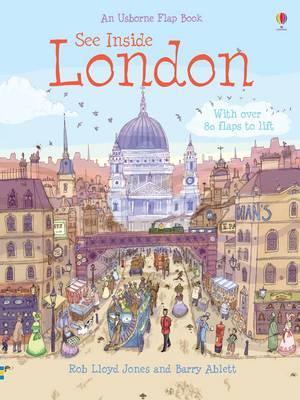 Usborne | See Inside London | 9780746077535 | Daunt Books