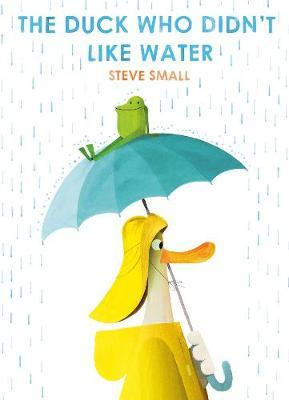 The Duck Who Didn't Like Water