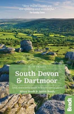 South Devon & Dartmoor Slow Travel Bradt Guide