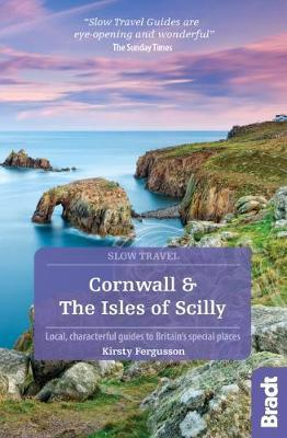 Cornwall Slow Travel Bradt Guide