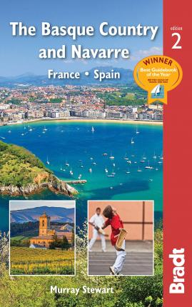 Basque Country & Navarre Bradt Guide