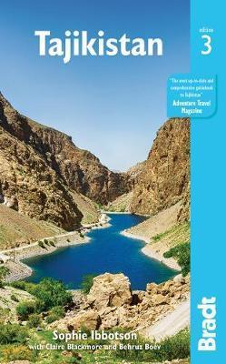Tajikistan Bradt Guide