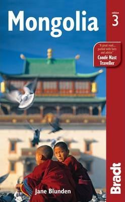 Mongolia Bradt Guide