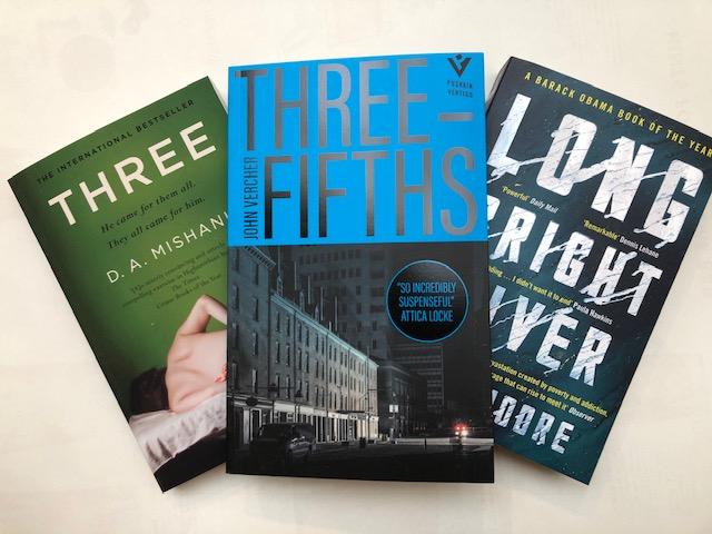 Crime Fiction Bundle II