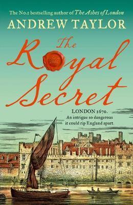 Andrew Taylor | The Royal Secret | 9780008325565 | Daunt Books