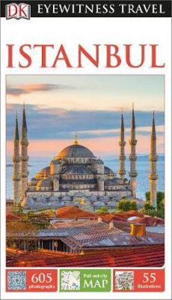 DK Eyewitness Istanbul Travel Guide