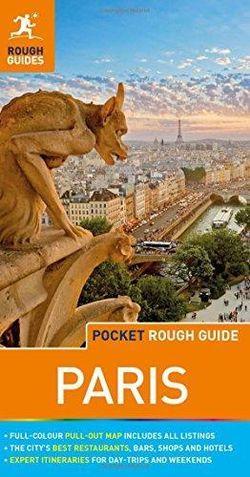 Pocket Paris Rough Guide