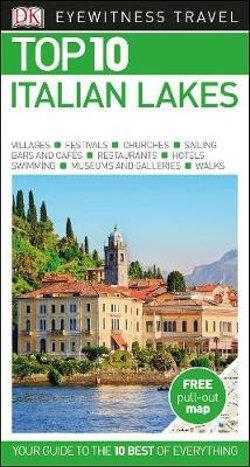 DK Top 10 Italian Lakes