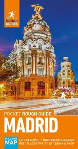 Pocket Madrid Rough Guide