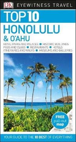DK Top 10 Honolulu and O'ahu