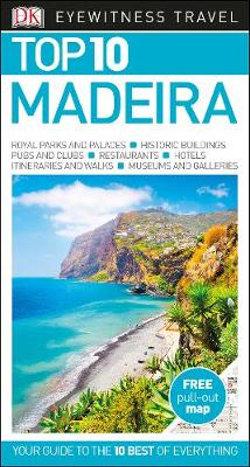 DK Top 10 Madeira