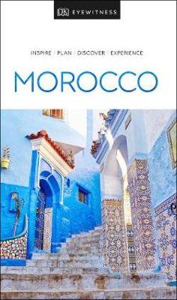 DK Eyewitness Morocco Travel Guide