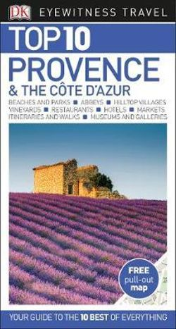 DK Top 10 Provence & the Côte d'Azur