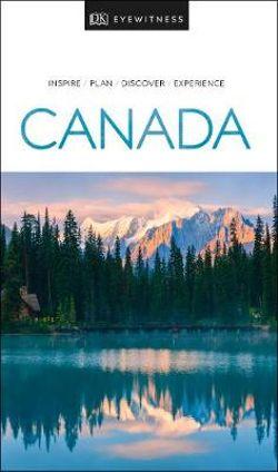 DK Eyewitness Canada Travel Guide