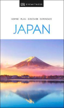 DK Eyewitness Japan Travel Guide