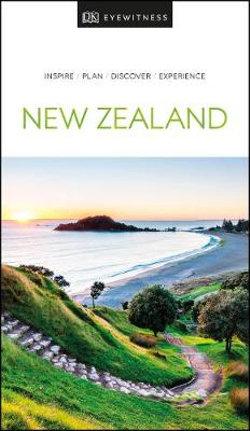DK Eyewitness New Zealand Travel Guide