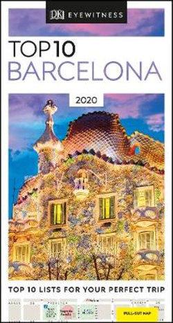 DK Top 10 Barcelona
