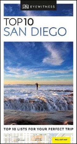 DK Top 10 San Diego