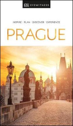 DK Eyewitness Prague Travel Guide