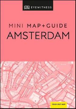 DK Amsterdam Mini Map + Guide
