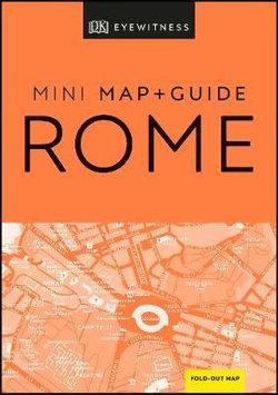 DK Rome Mini Map + Guide