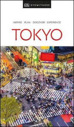 DK Eyewitness Tokyo Travel Guide