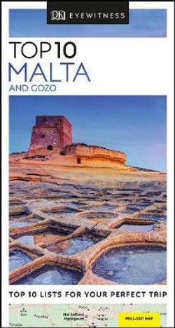 DK Top 10 Malta & Gozo