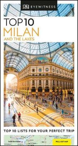 DK Top 10 Milan & The Lakes