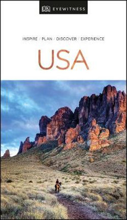 DK Eyewitness USA Travel Guide