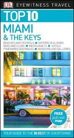 DK Top 10 Miami & the Keys