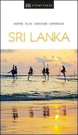 DK Eyewitness Sri Lanka Travel Guide