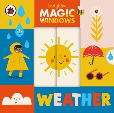 Libby Burns | Magic Windows Weather | 9780241457993 | Daunt Books