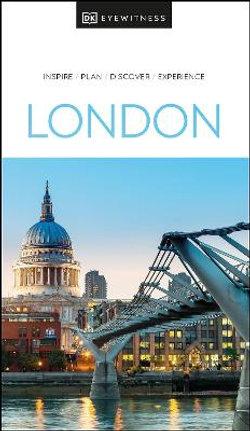 DK Eyewitness London Travel Guide