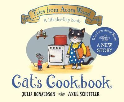 Cats Cookbook: A Tale From Acorn Wood