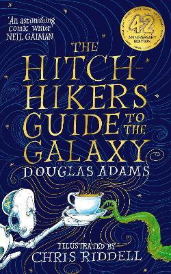 Hitchhiker's Guide To The Galaxy (illustrated Edition)