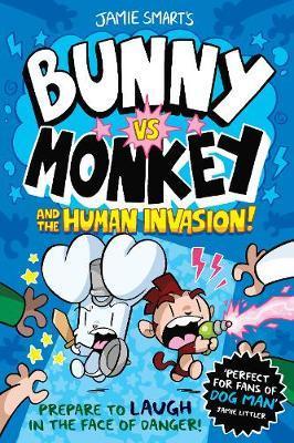 Bunny Vs Monkey The Human Invasion