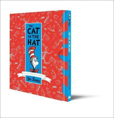 Dr Seuss | The Cat in the Hat (slipcased edition) | 9780008236182 | Daunt Books