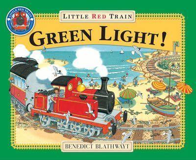 Benedict Blathwayt   Little Red Train Green Light   9780099265023   Daunt Books