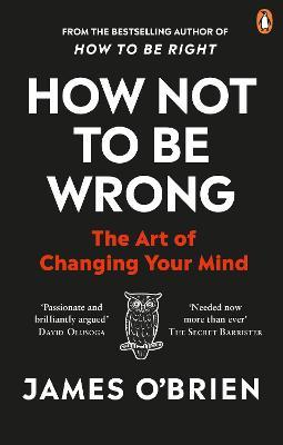 James O'Brien | How Not to be Wrong | 9780753557716 | Daunt Books