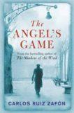 Carlos Ruiz Zafon | The Angel's Game | 9780753826492 | Daunt Books
