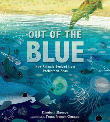 Elizabeth Shreeve | Out of the Blue | 9781406399172 | Daunt Books