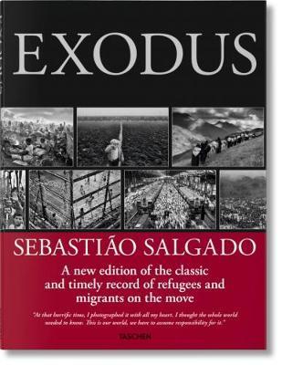 Sebastiao Salgado's Exodus