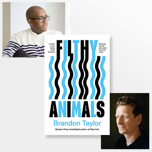 Brandon Taylor in conversation with Chris Power