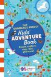Ordnance Survey | The Ordnance Survey Kids' Adventure Book | 9780241480793 | Daunt Books