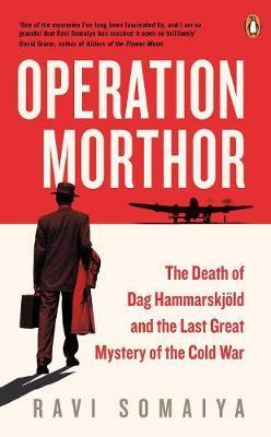 Ravi Somaiya | Operation Morthor | 9780241975022 | Daunt Books
