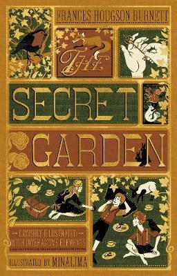 Frances Hodgson Burnett   The Secret Garden (illustrated edition)   9780062692573   Daunt Books