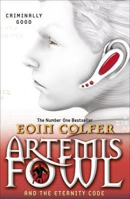Artemis Fowl and The Eternity Code – Book 3